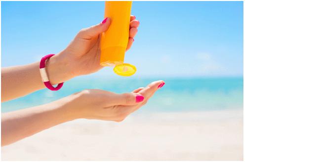 Use Sunscreen and enjoy